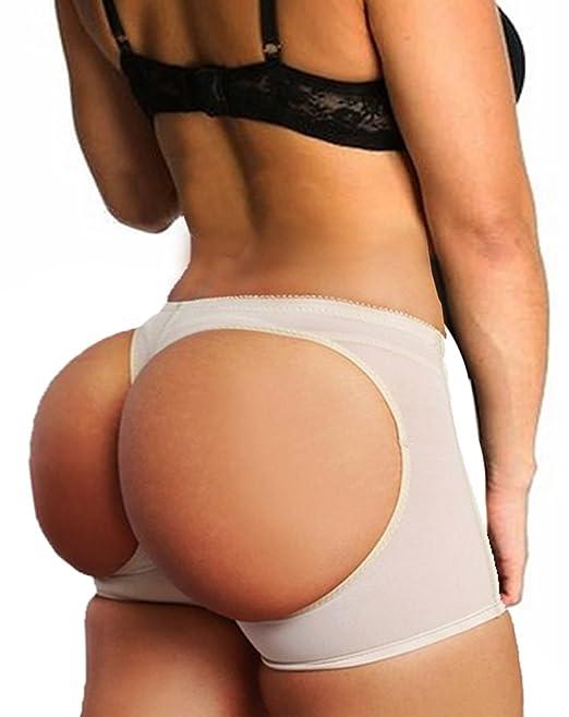 Ropa interior Mujer Elástico Braguitas Sexy Lencería sin costuras Boyshorts Plus tamaño