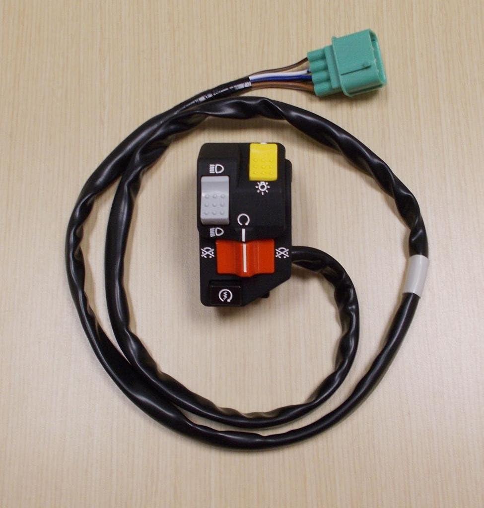 2007 Honda TRX 420 TRX420 Rancher Electric Shift Start Kill Light Switch