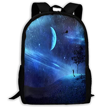 fdb66f9e93a5 Amazon.com: Backpack Art Fantasy Mens School Backpacks Fabulous Gift ...