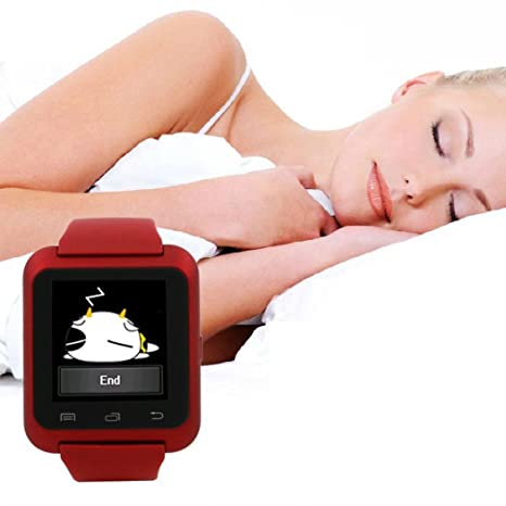 Amazon.com: Comfi1 Unisex USB Bluetooth LED Touch Screen Smart Wrist Watch Mobile Phone Pedometer Smartwatch Phone: Clothing
