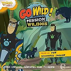 Der schwarze Jaguar (Go Wild - Mission Wildnis 16)