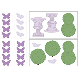 Papillon Wall Decals by Petit Tresor