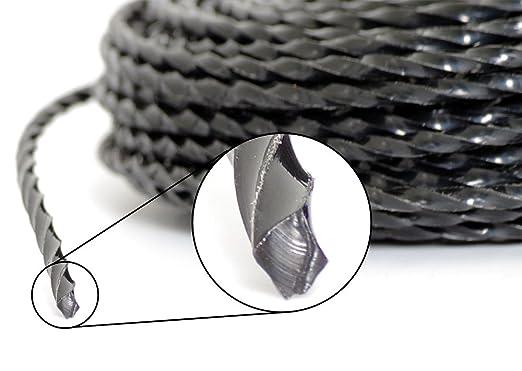 Cuerda fuerte cortacéspedes para desbrozadora de 15 m de longitud ...