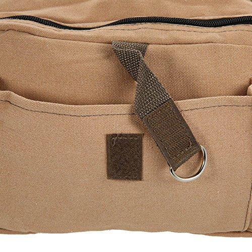 Lixada Hound Travel Camping Hiking Backpack Saddle Bag Rucksack Dog Pack for Medium or Large Dog by Lixada (Image #3)