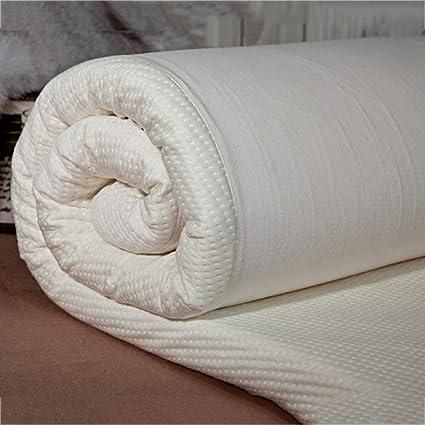 CNZXCO Premium Colchón de Espuma de Memoria Sleeping Pad Tatami Piso colchón, Ácaros y alergia