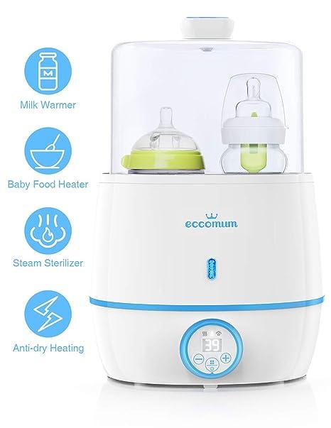 Amazon.com: Eccomum - Calentador de biberones y ...