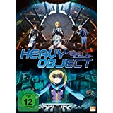 Heavy Object - Episode 01-06  (+ Sammelschuber)
