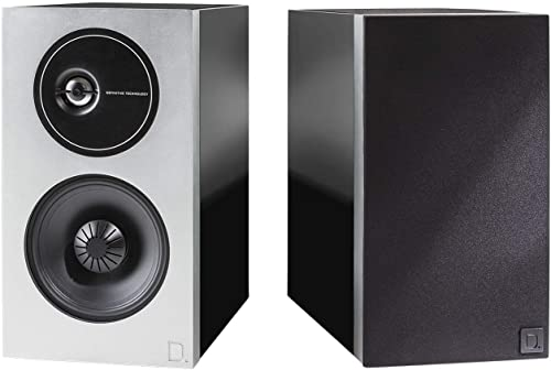 Definitive Technology D9 High Performance Demand Series Bookshelf Speakers