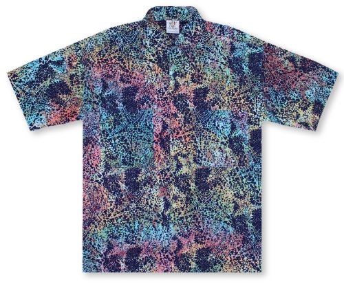 Rum Reggae Star Struck Hawaiian Shirt