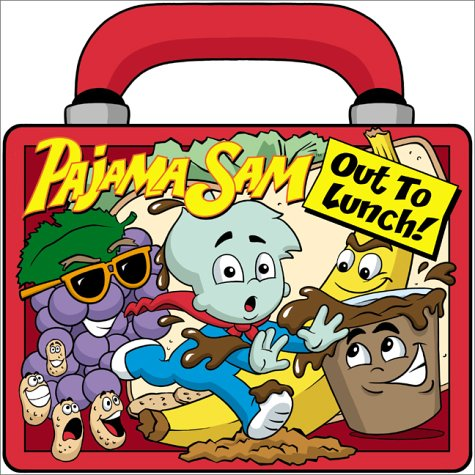 Pajama Sam Out to Lunch! PDF