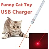 TriRanger Powerful Upgrade Module! Pet Cat Catch The Red Dot Laser LED Light Interactive Exercise