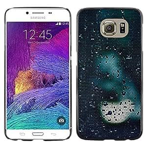 Be Good Phone Accessory // Dura Cáscara cubierta Protectora Caso Carcasa Funda de Protección para Samsung Galaxy S6 SM-G920 // Light Sad Dark Reflection