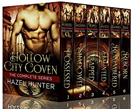 Hollow City Coven - The Complete Series Box Set: An MMF Paranormal Romance Series by [Hunter, Hazel]