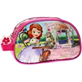 DISNEY  Trousse de Toilette Adaptable Princesse Sofia Vanity, 24 cm, Rose