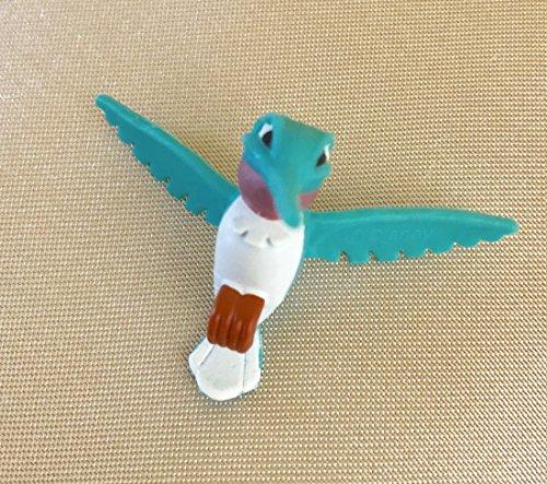 "Disney Pocahontas Hummingbird Flit 1"" Mini PVC Figure Figurine Cake Topper"