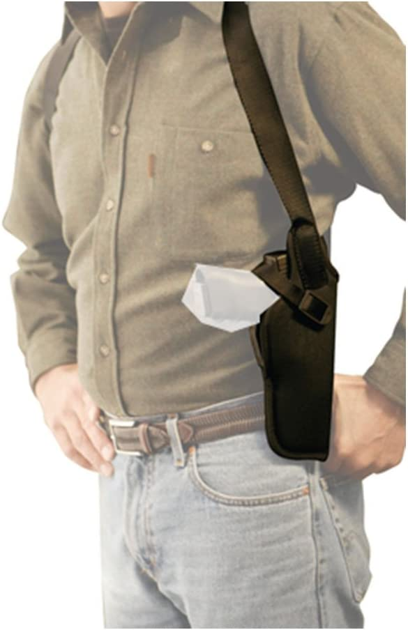 Uncle Mike's Right Hand Vertical Shoulder Holster