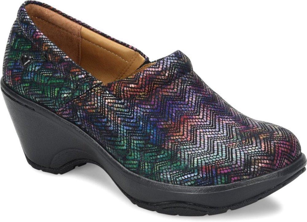 Nurse Mates Bryar Cheveron Women's Clog Shoes