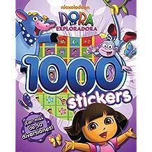 1000 Stickers Dora la Exploradora