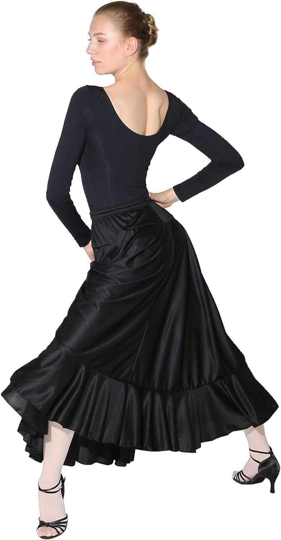 Danzcue Adult Flamenco Dance Skirt