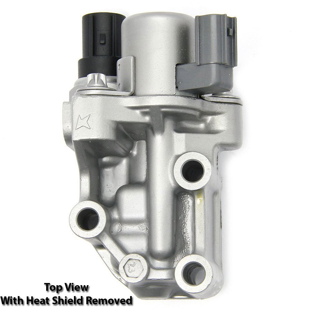 Spool Valve Vtec Solenoid Assembly With Timing Oil 2003 Acura Engine Diagrams Pressure Switch And Gasket For Honda Crv Cr V Civic Si Element Accord Rsx Automotive