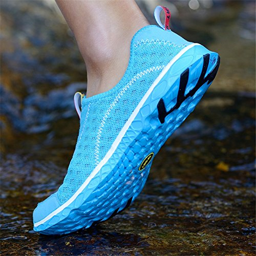 Shoes SHINIK Shoes Casual Shoes e Mesh donne B Uomini Diving Nuoto Running Wading Sport Mesh rqfExPwq