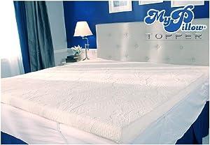 MyPillow My Pillow Two-inch Mattress Bed Topper (Queen)