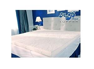 My Pillow Three-inch Mattress Bed Topper - by MyPillow (RV Queen)