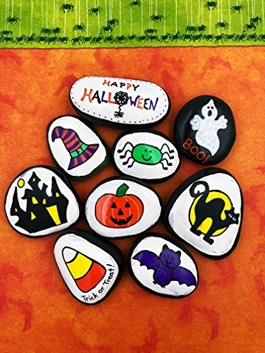 Halloween Story Stones, Trick or Treat Story (Halloween Story Starter)