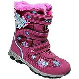 e9abe839afab CAMO Kinder Winterschuhe Mädchen Winterstiefel Boots Stiefel ...