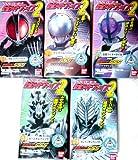 プレイヒーロー 仮面ライダーファイズ 2 全5種