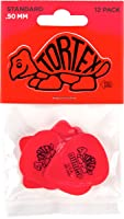 Dunlop Tortex Standard .50mm Red Guitar Picks