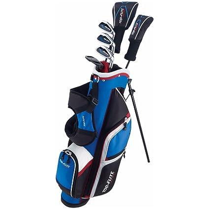 ad0433c62884 Amazon.com : Top Flite Golf Juniors Boys 9-12 or 53