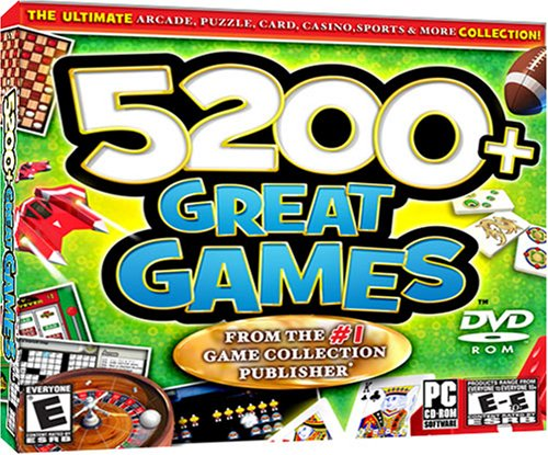 5200+ Great Games - PC ()