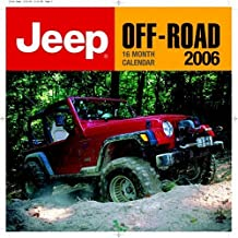 Jeep Off-Road 2006 Calendar