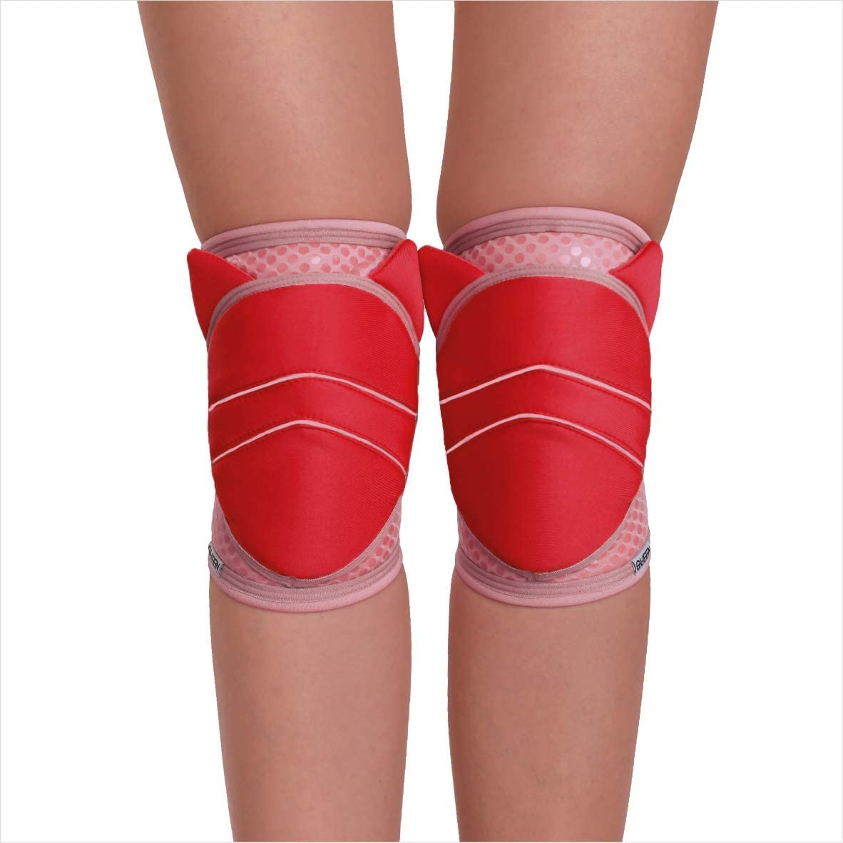 Pole Dance Knee Pads Queen Wear Natural Grip Perfect Woman Protection for Ballet Modern Dance and Indoor Sports
