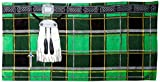 Green Insta Kilt Towel