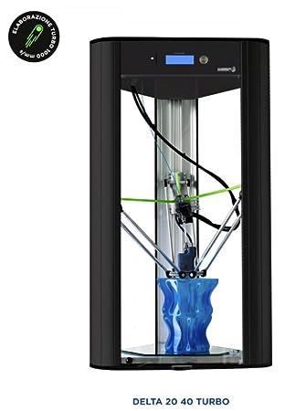 Impresora 3D Delta 20 40 versión Arcilla: Amazon.es: Electrónica