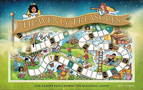 Heavenly Treasures Board Game by Revelation Revelation Revelation Products fa770c