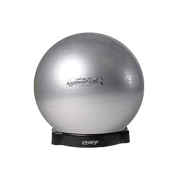 Ballschale bis 400 kg belastbar Training Fitness Reha Therapie Sitzball Gymnastik Ball B/üro Sport Pezzi Original Gymnastikball Standard /Ø 42 cm bis 75 cm inkl