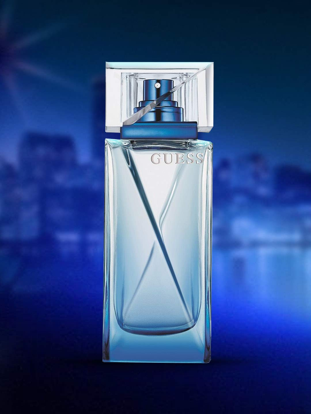 Amazon.com : Guess Night Eau de Toilette Spray for Men, 3.4 Ounce : Beauty