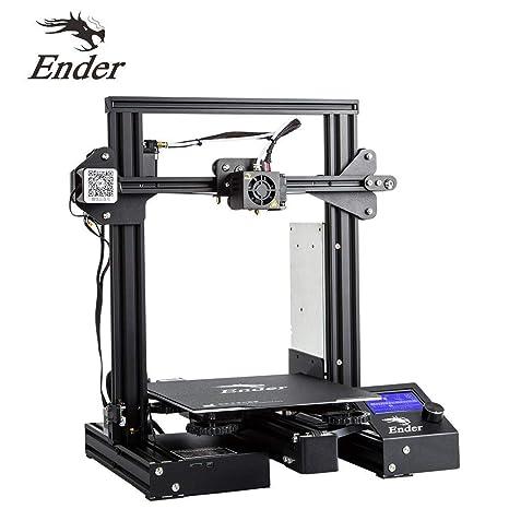 Creality Ender 3 Pro Impresora 3D Prusa I3 Kit de bricolaje con ...