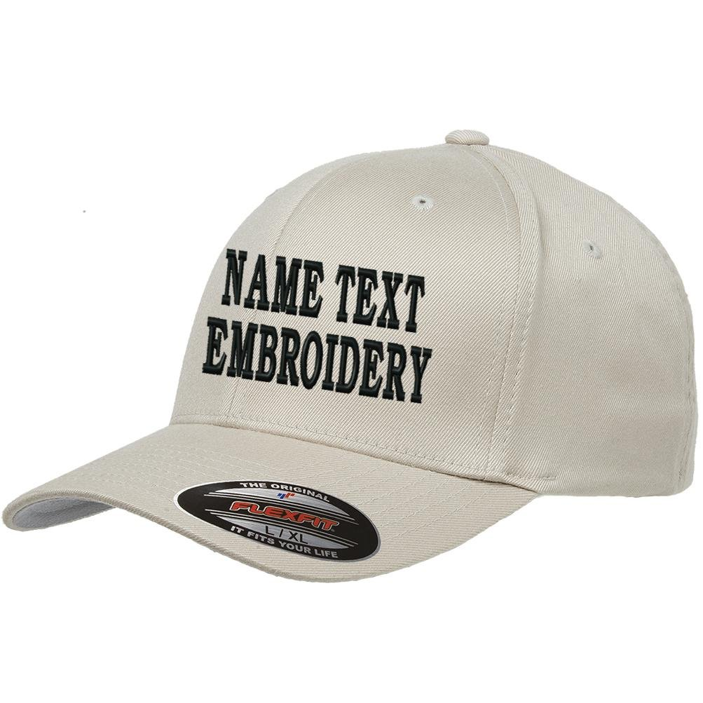 32cb5d2699fdc Customize your own diy front embroidered baseball curve visor strutured hats