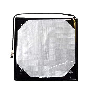ACAMPTAR Kit de Plataforma de Cama Calefactada en 3D ImpresióN de ...