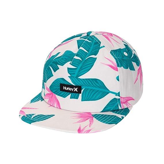 new products 2c9eb 8cf3a Amazon.com  Hurley Men s Hanoi Hat Black Os  Clothing