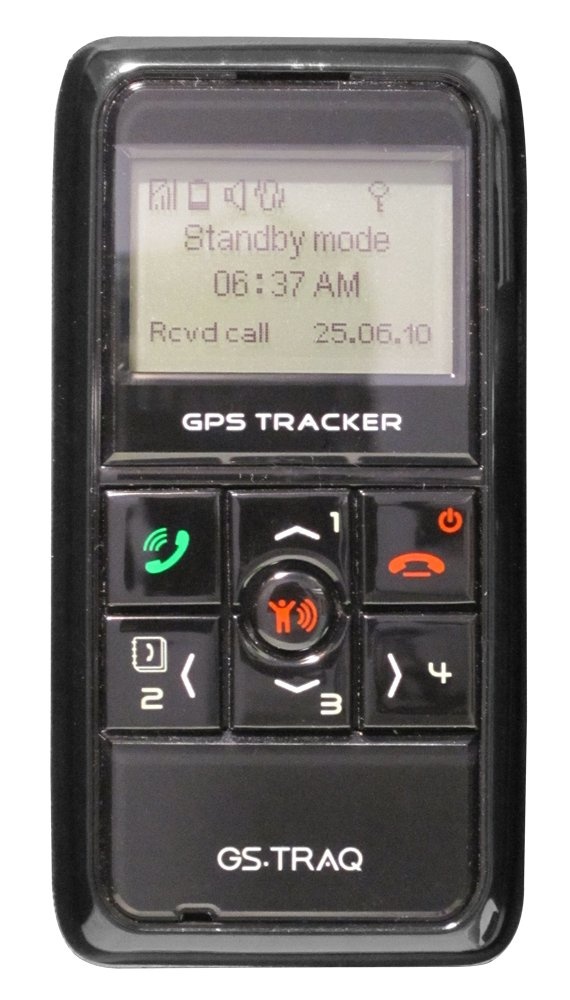GlobalSat TR-206 Personal Tracker by GlobalSat