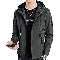 ジャケット メンズ コート カジュアル 大きいサイズ 厚手 薄手 おしゃれ 大きいサイズ 春秋冬 JIAYBL