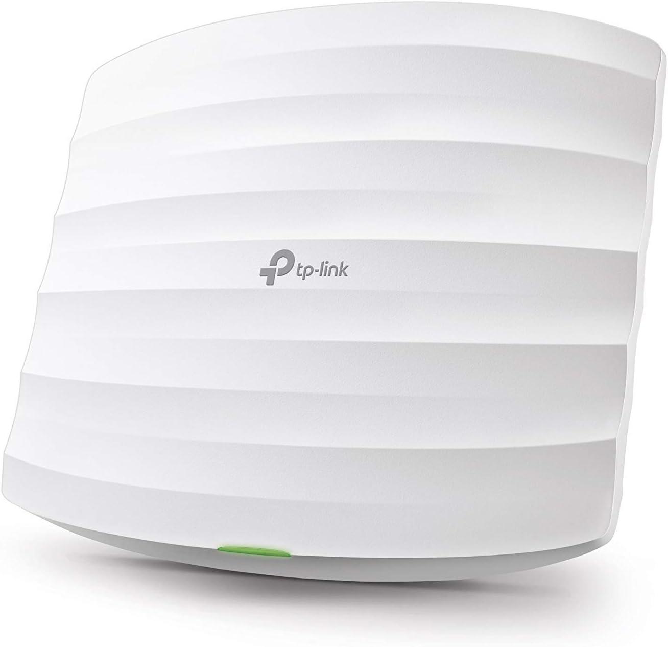 TP-Link EAP245 - Punto de Acceso Gigabit Inalámbrico de Doble Banda AC1750 WLAN, con Montaje de Techo, MU-MIMO, Acceso a la nube, soporta PoE 802.3at
