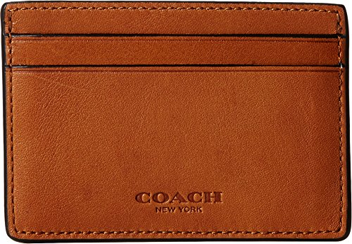 coach-mens-sport-calf-money-clip-card-case-saddle-coin-or-card-case