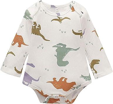 Details about  /Toddler Dinosaur Lion Baby Rompers Cartoon Bodysuit Long Sleeve Newborn Pajamas