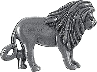 product image for Jim Clift Design Lion Lapel Pin